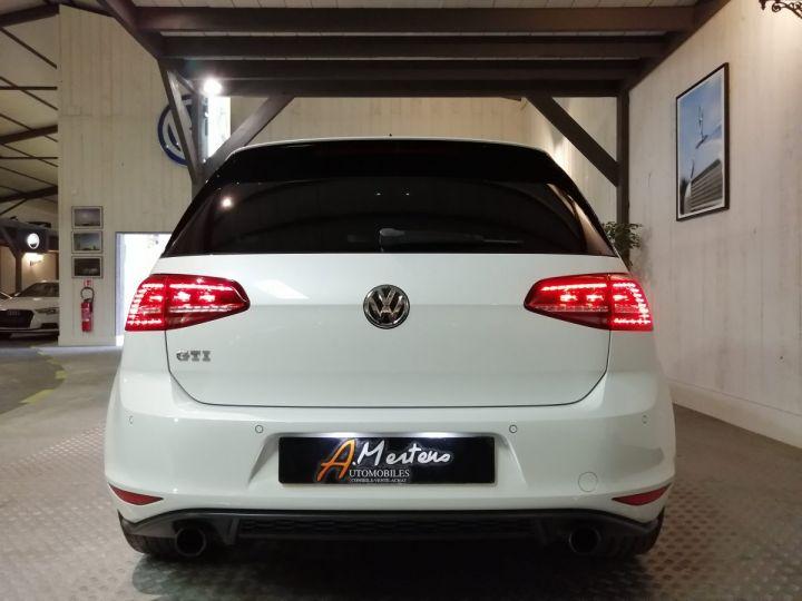 Volkswagen Golf GTI 2.0 TSI 220 CV DSG 5P Blanc - 4