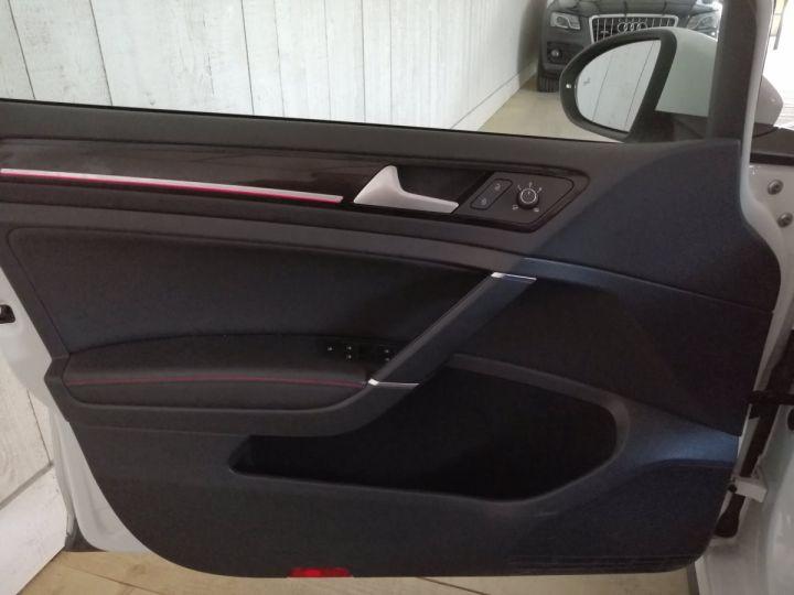 Volkswagen Golf GTI 2.0 TSI 220 CV DSG 5P Blanc - 10