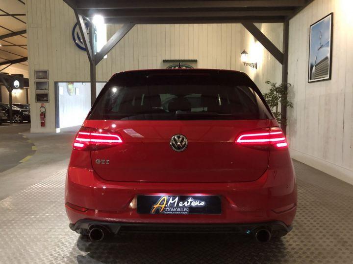 Volkswagen Golf GTI 2.0 TSI 230 CV PERFORMANCE DSG 5P Rouge - 4