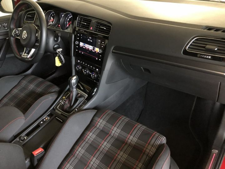 Volkswagen Golf GTI 2.0 TSI 230 CV PERFORMANCE DSG 5P Rouge - 5