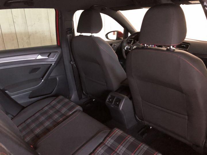 Volkswagen Golf GTI 2.0 TSI 230 CV PERFORMANCE DSG 5P Rouge - 7