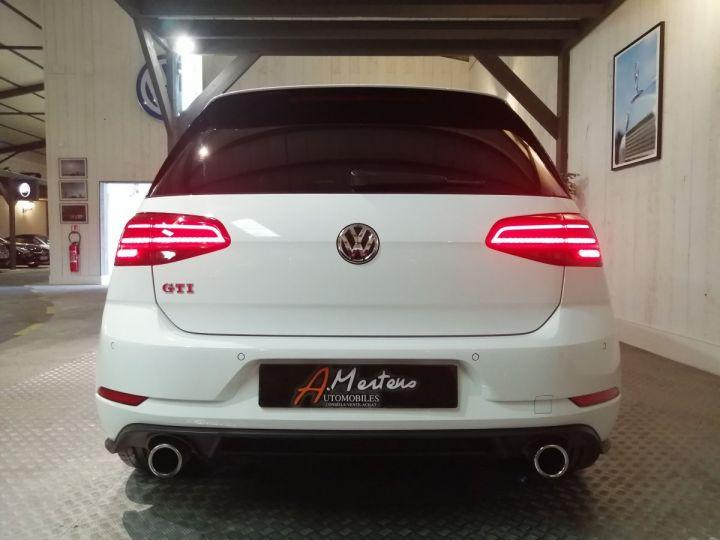 Volkswagen Golf GTI 2.0 TSI 245 CV PERFORMANCE DSG Blanc - 4