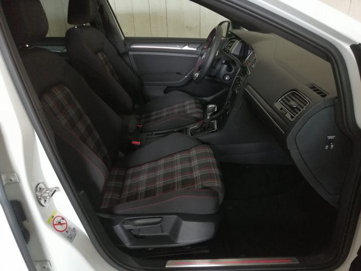 Volkswagen Golf GTI 2.0 TSI 245 CV PERFORMANCE DSG Blanc - 9