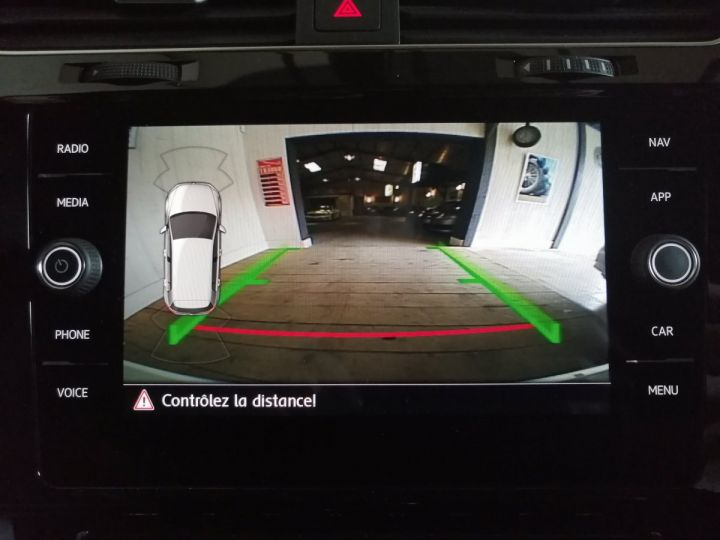 Volkswagen Golf GTI 2.0 TSI 245 CV PERFORMANCE DSG Blanc - 12