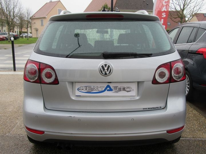 Volkswagen Golf Plus 1.4 TSI 122CH CARAT DSG7 Gris Clair Occasion - 7