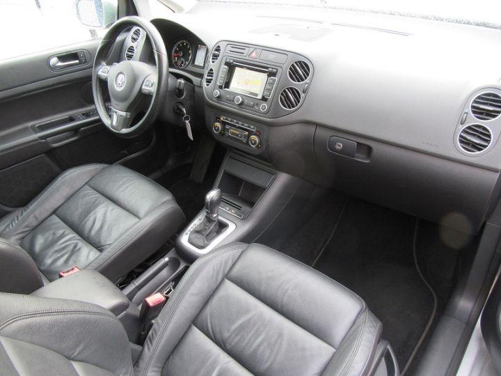 Volkswagen Golf Plus 1.4 TSI 122CH CARAT DSG7 Gris Clair Occasion - 19