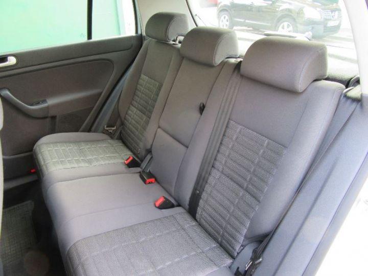 Volkswagen Golf Plus 1.6 102CH TREND TIPTRONIC GRIS CLAIR Occasion - 8