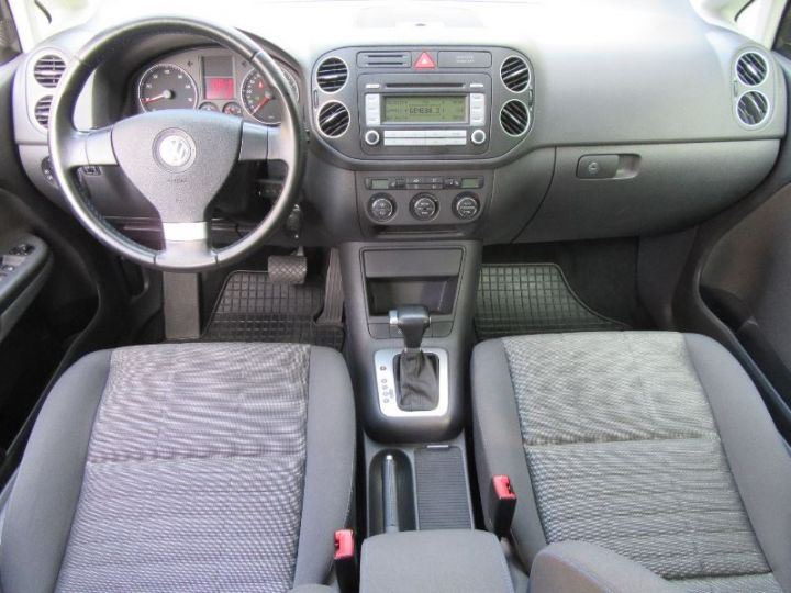 Volkswagen Golf Plus 1.6 102CH TREND TIPTRONIC GRIS CLAIR Occasion - 9