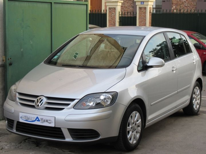 Volkswagen Golf Plus 1.9 TDI 105CH CONFORT GRIS CLAIR Occasion - 1