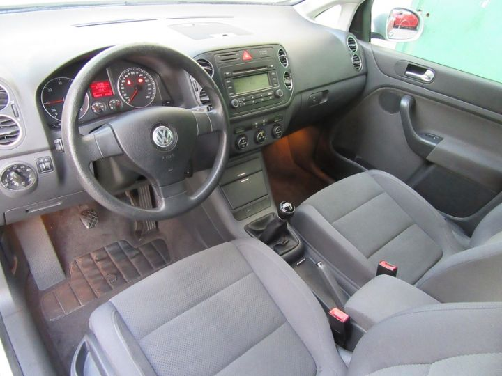 Volkswagen Golf Plus 1.9 TDI 105CH CONFORT GRIS CLAIR Occasion - 2