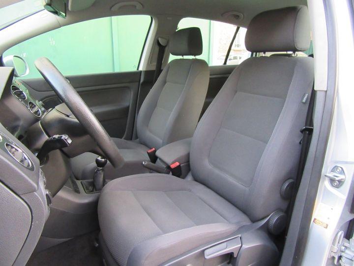 Volkswagen Golf Plus 1.9 TDI 105CH CONFORT GRIS CLAIR Occasion - 4