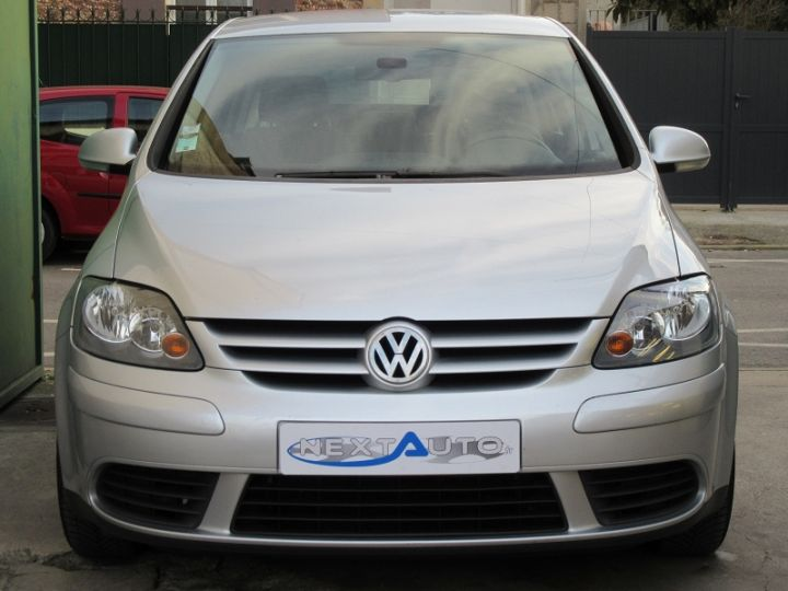 Volkswagen Golf Plus 1.9 TDI 105CH CONFORT GRIS CLAIR Occasion - 6
