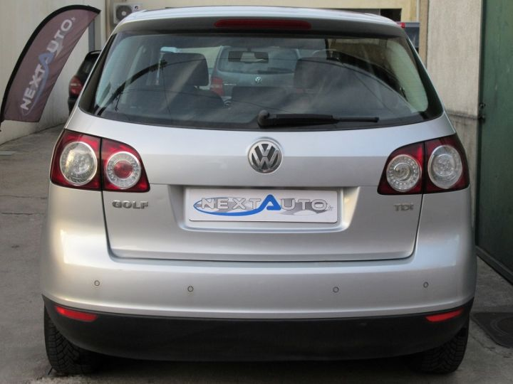 Volkswagen Golf Plus 1.9 TDI 105CH CONFORT GRIS CLAIR Occasion - 7
