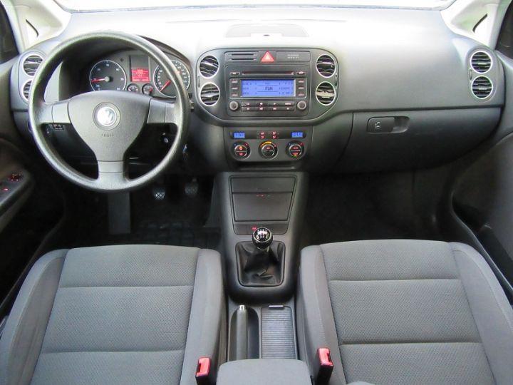 Volkswagen Golf Plus 1.9 TDI 105CH CONFORT GRIS CLAIR Occasion - 8