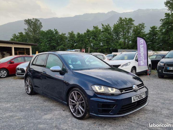 Volkswagen Golf r 2.0 tsi 300 12/2014 DISCOVER PRO TOE CAMERA ACC CUIR  - 3