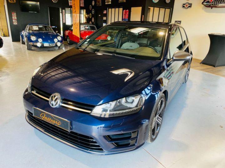 Volkswagen Golf R 2.0 TSI 300CH BLUEMOTION TECHNOLOGY 4MOTION Bleu F - 3