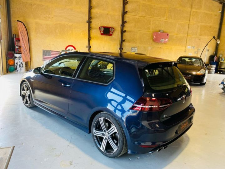 Volkswagen Golf R 2.0 TSI 300CH BLUEMOTION TECHNOLOGY 4MOTION Bleu F - 5