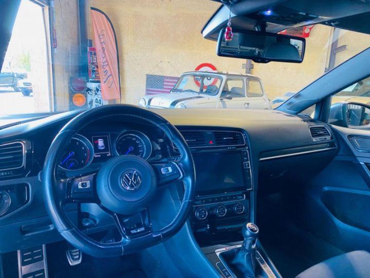 Volkswagen Golf R 2.0 TSI 300CH BLUEMOTION TECHNOLOGY 4MOTION Bleu F - 15
