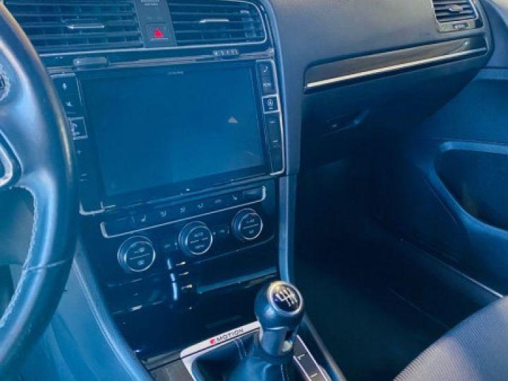 Volkswagen Golf R 2.0 TSI 300CH BLUEMOTION TECHNOLOGY 4MOTION Bleu F - 16