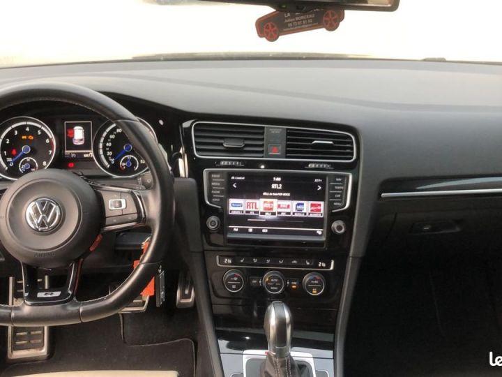 Volkswagen Golf R VII 2.0 TSI 300 BLUEMOTION / FRANCE / FULL OPTIONS / EXCELLENT ETAT / GARANTIE Noir métallisée  - 4