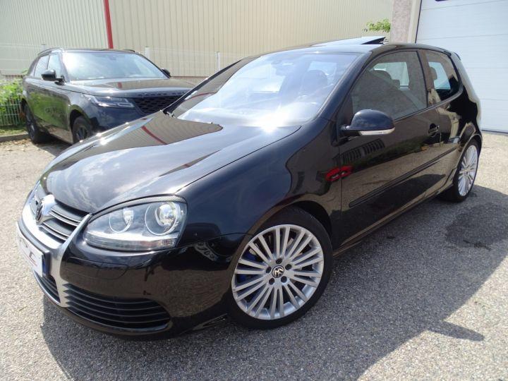 Volkswagen Golf R32 4 Motion DSG Véhicule Français  Noir metallisé - 2