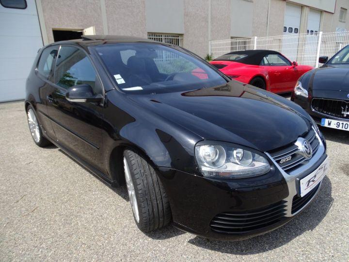 Volkswagen Golf R32 4 Motion DSG Véhicule Français  Noir metallisé - 4