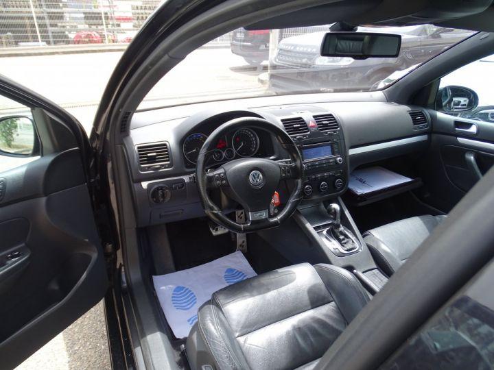 Volkswagen Golf R32 4 Motion DSG Véhicule Français  Noir metallisé - 11