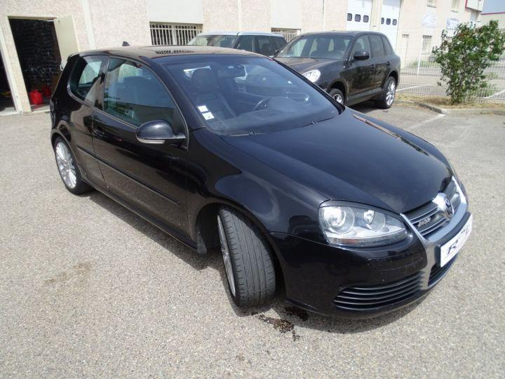 Volkswagen Golf R32 4 Motion DSG Véhicule Français  Noir metallisé - 21