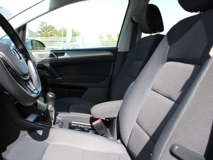 Volkswagen Golf Sportsvan TDI 115 FAP Confortline Business Blanc - 10