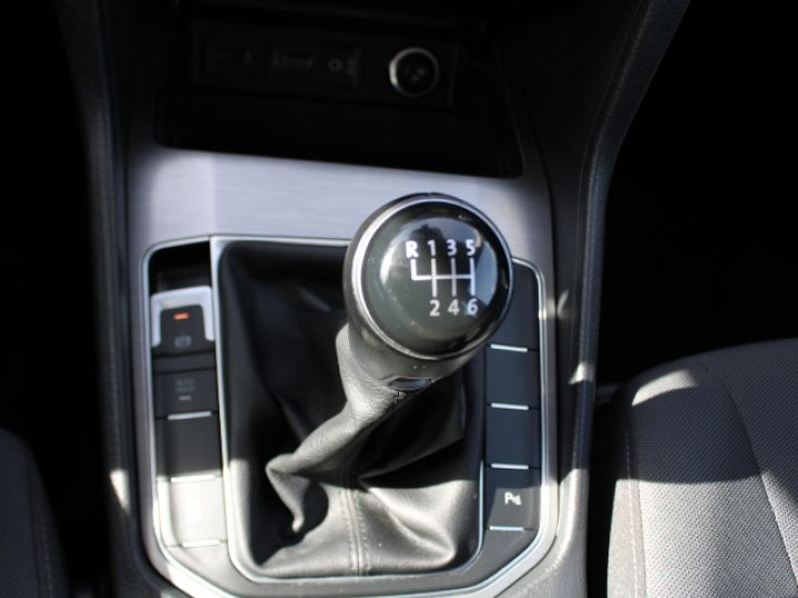Volkswagen Golf Sportsvan TDI 115 FAP Confortline Business Blanc - 13