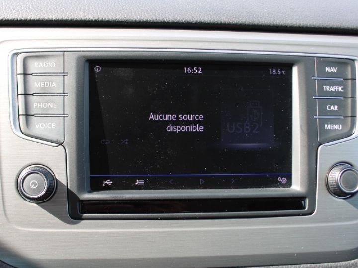 Volkswagen Golf Sportsvan TDI 115 FAP Confortline Business Blanc - 20