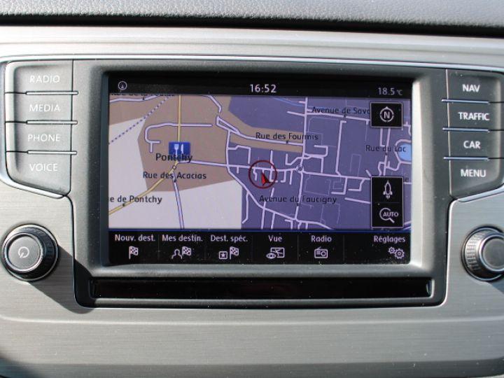 Volkswagen Golf Sportsvan TDI 115 FAP Confortline Business Blanc - 24
