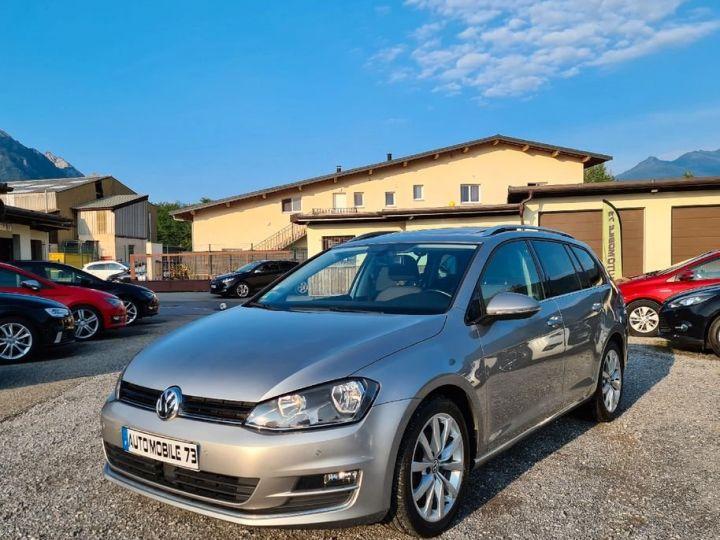 Volkswagen Golf sw 1.6 tdi 105 carat 04/2014 GPS ACC FRONT ASSIST BLUETOOTH  - 1