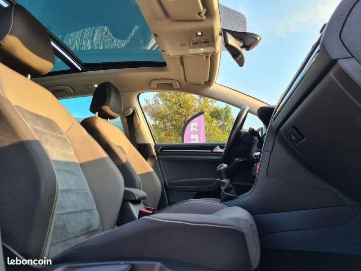 Volkswagen Golf sw 1.6 tdi 105 carat 04/2014 GPS ACC FRONT ASSIST BLUETOOTH  - 4