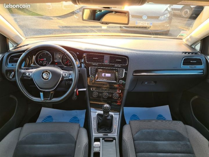 Volkswagen Golf sw 1.6 tdi 105 carat 04/2014 GPS ACC FRONT ASSIST BLUETOOTH  - 5