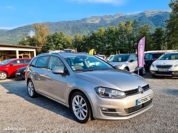 Volkswagen Golf sw 1.6 tdi 105 carat 04/2014 GPS ACC FRONT ASSIST TOIT PANORAMIQUE  - 3