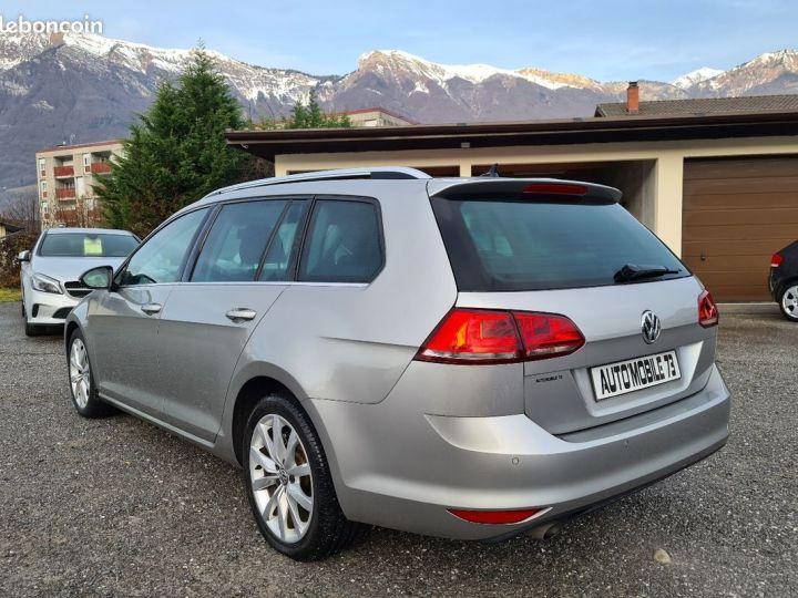 Volkswagen Golf sw 1.6 tdi 105 carat 04/2014 TOIT OUVRANT ACC GPS  - 2