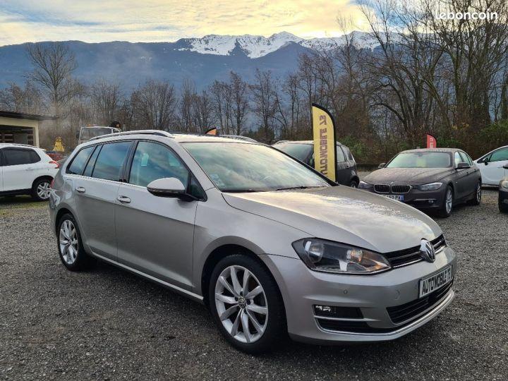 Volkswagen Golf sw 1.6 tdi 105 carat 04/2014 TOIT OUVRANT ACC GPS  - 3