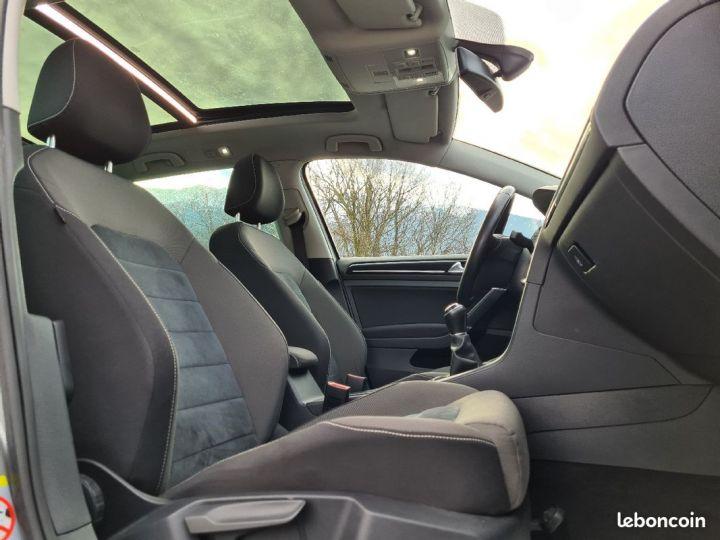 Volkswagen Golf sw 1.6 tdi 105 carat 04/2014 TOIT OUVRANT ACC GPS  - 4
