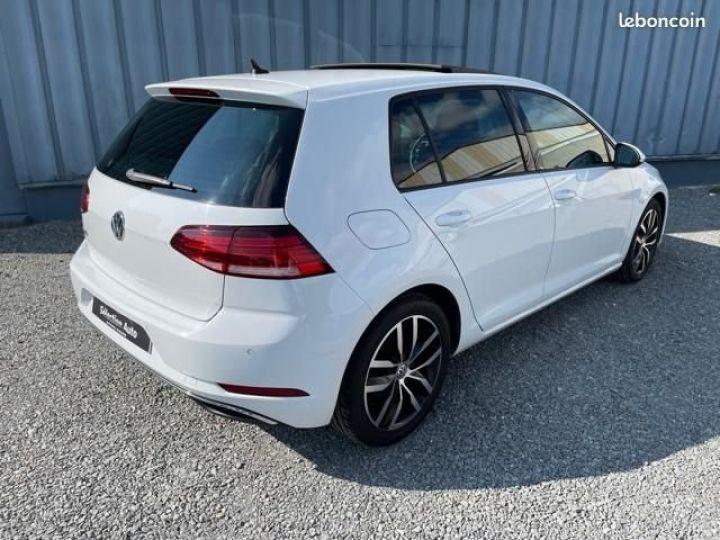 Volkswagen Golf tdi 150 confortline business Blanc - 10