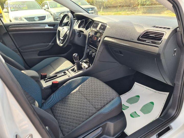 Volkswagen Golf tsi 115 iq-drive 07/2019 FULL LED GPS CAMERA LANE ASSIST FRONT ASSIST  - 4