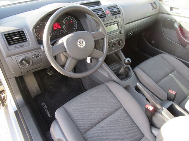 Volkswagen Golf V 1.6 102CH TREND 5P Gris Clair Occasion - 2