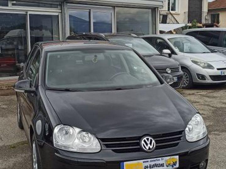 Volkswagen Golf v 2l 16 v 4 motion Noir - 1