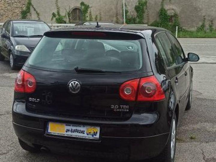 Volkswagen Golf v 2l 16 v 4 motion Noir - 2
