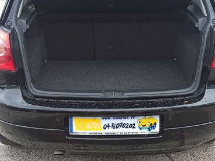 Volkswagen Golf v 2l 16 v 4 motion Noir - 3
