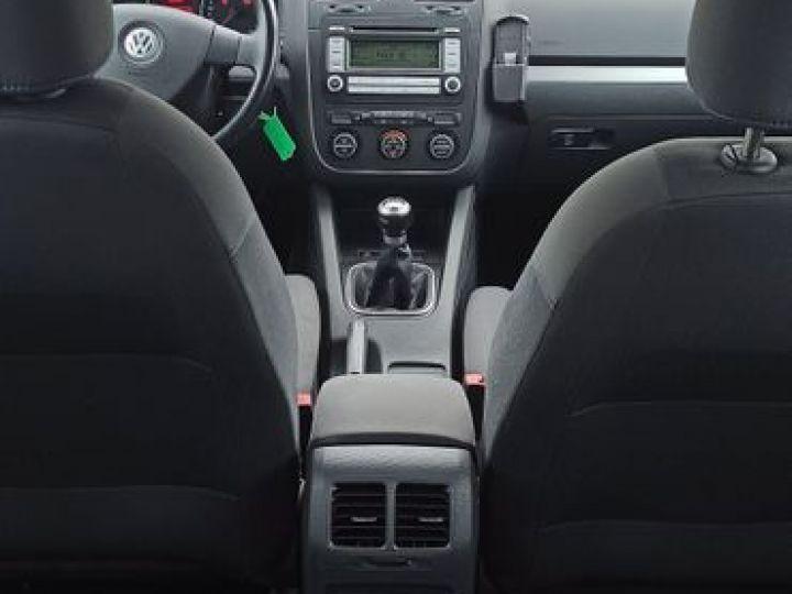 Volkswagen Golf v 2l 16 v 4 motion Noir - 4