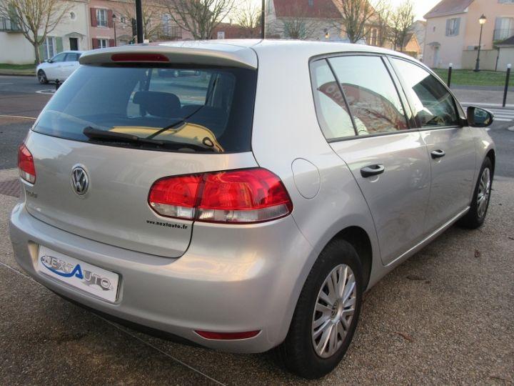 Volkswagen Golf VI 1.4 80CH TRENDLINE 5P Gris Clair Occasion - 9