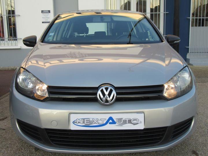 Volkswagen Golf VI 1.4 80CH TRENDLINE 5P Gris Clair Occasion - 13