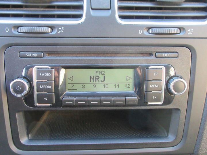 Volkswagen Golf VI 1.4 80CH TRENDLINE 5P Gris Clair Occasion - 16