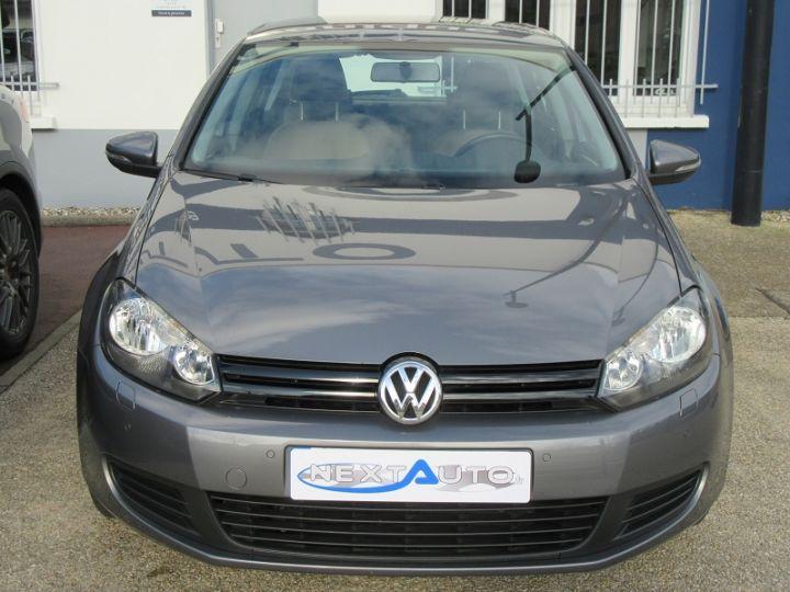 Volkswagen Golf VI 1.4 80CH TRENDLINE 5P Gris Fonce Occasion - 6
